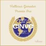2020:スペイン CINVE国際コンテスト 『金賞』